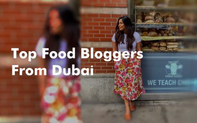 Top Food Bloggers to follow right away!! From Dubai
